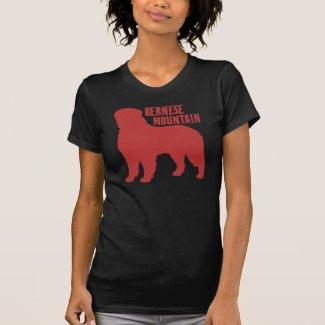 Bernese Mountain Tee Shirt