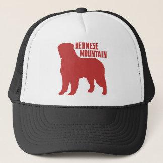 Bernese Mountain Trucker Hat