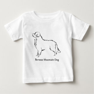 Bernese Mountian Dog Apparel Infant T-shirt