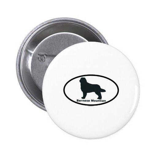 Bernese Mountian Dog Pins