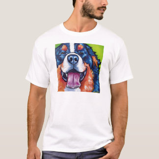 Bernese Mt Dog T-Shirt