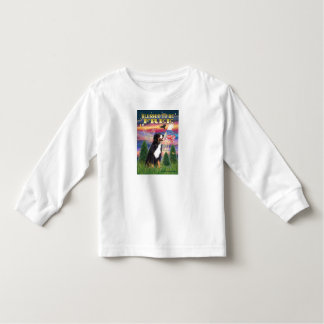 Bernese Mt. Dog Toddler T-shirt