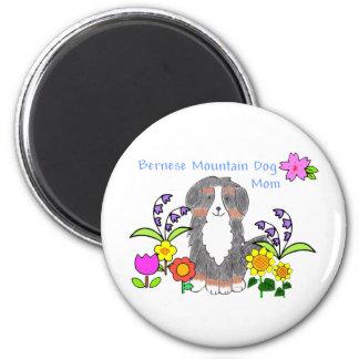 Bernese Mtn Dog Mom Magnet