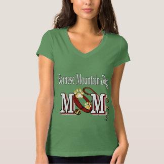 Bernese Mtn Dog Mom T-Shirt