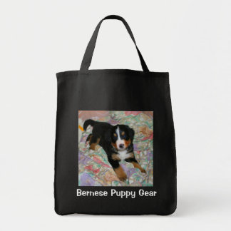 Bernese Puppy Gear Tote
