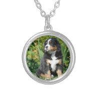 Bernese puppy pendants