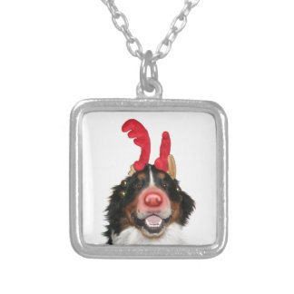 Bernese Roodolph (Rudolph) Silver Plated Necklace