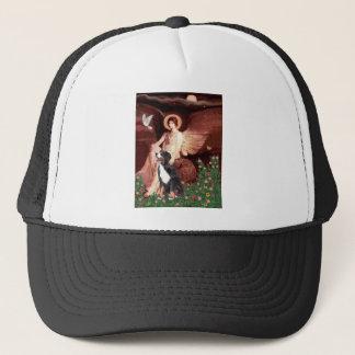 Bernese - Seated Angel Trucker Hat