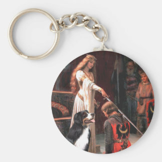 Bernese - The Accolade Keychain