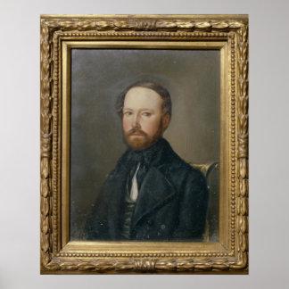 Bernhard de Bismarck, 1844 Póster