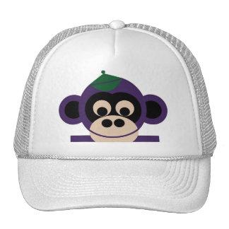 BERNHARD - logo - LONVIG by MINYMO Trucker Hat