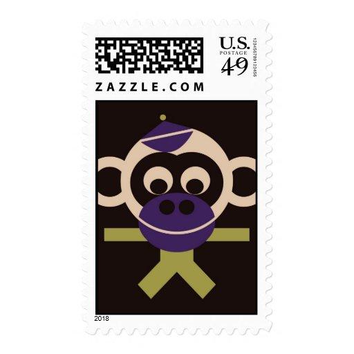 BERNHARD - LONVIG by MINYMO Postage Stamp