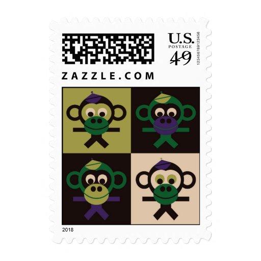BERNHARD - LONVIG by MINYMO Stamps