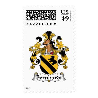 Bernhardt Family Crest Stamps