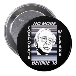 Bernie '16 3 inch round button