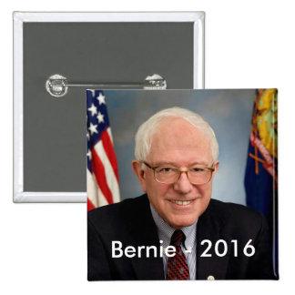 Bernie 2016 2 inch square button