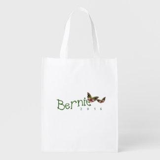 Bernie 2016 - Chorreadoras de Bernie para Bolsa Para La Compra