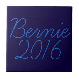 Bernie 2016 Cursive Tile