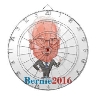 Bernie 2016 Democrat President Caricature Dartboard