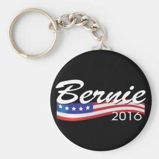 Bernie 2016 llavero redondo tipo pin