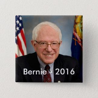 Bernie 2016 pinback button