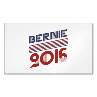 Bernie 2016 Vintage Style Banner Magnetic Business Cards (Pack Of 25)