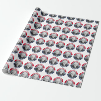Bernie Button - Bernie for President Wrapping Paper