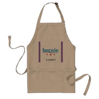 Bernie es delantal del cookin'!