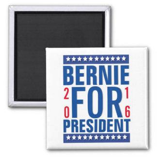 Bernie for President 2016 Fridge Magnet