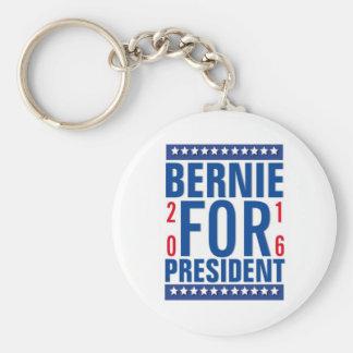 Bernie for President 2016 Keychain