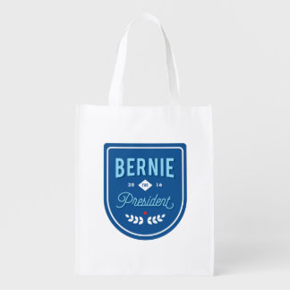 Bernie for President Reusable Grocery Bag