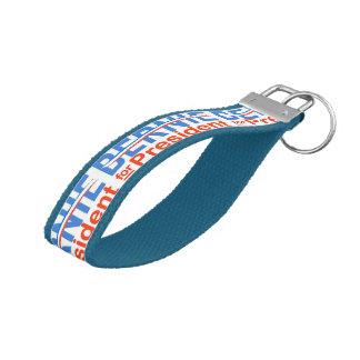 Bernie for President Wrist Keychain