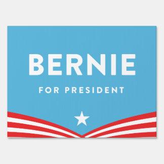 Bernie for President Yard Sign