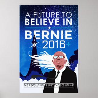 Bernie - futuro a creer adentro póster