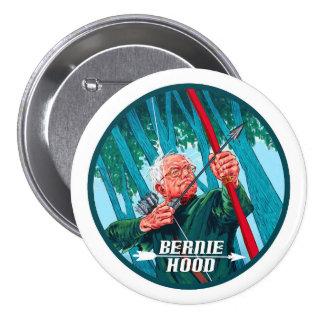 Bernie Hood Pinback Button
