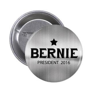 Bernie Is Metal Button