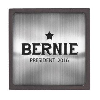 Bernie Is Metal Keepsake Box