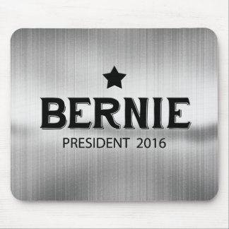 Bernie Is Metal Mouse Pad