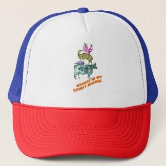 Bernie Is My Spirit Animal Trucker Hat