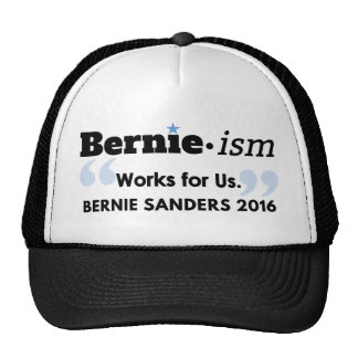 Bernie.ism Works for Us Trucker Hat