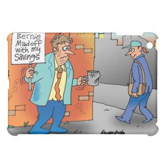 Bernie Madoff Cartoon  iPad Mini Covers