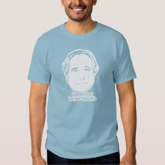 Bernie Madoff - fin de semana en Bernie Remera