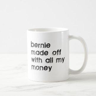 Bernie Madoff mug