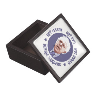 Bernie - Not Lesser Jewelry Box