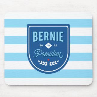 Bernie para el presidente tapetes de ratones