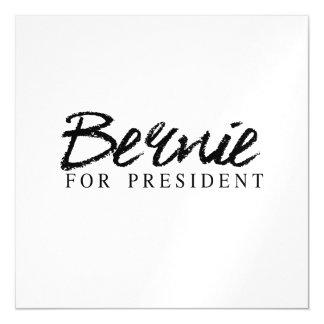 Bernie para presidente Signature