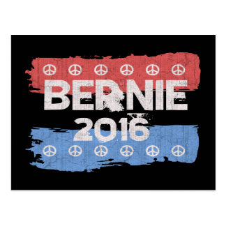 Bernie Peaces Postcard