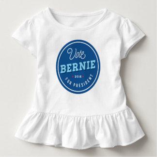 Bernie retro playera de bebé