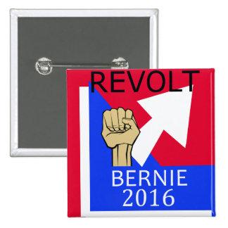 Bernie Revolt sq. Button