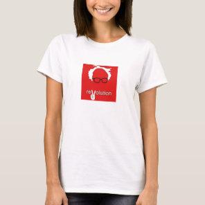 Bernie Sander Revolution T-Shirt